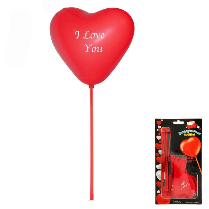 """Воздушные шарики """"Сердца"""" от 210 руб"""